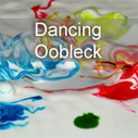 "Dancing Oobleck | CF Art Dept ""stuff"" 