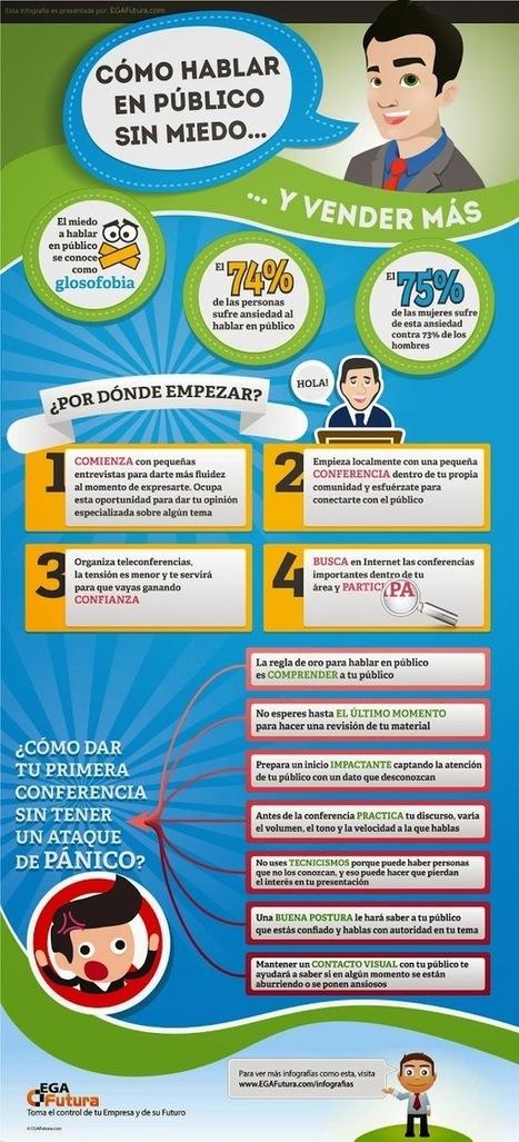 Cómo Hablar en Público para Vender Más   Consejitos-Advice   Scoop.it