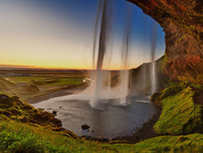 Seljalandsfoss : Daily Escape : Travel Channel | I Love Nature | Scoop.it