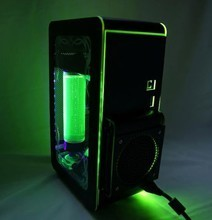 Mean Green Machine: A Freaky Xbox 360 Console Mod | Bit Rebels | Game Mod Culture | Scoop.it