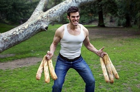 Wolverine: The Baguette Edition | All Geeks | Scoop.it