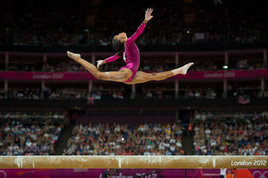 LONDON: Gabby Douglas wins gymnastics Olympic gold in historic fashion | I don't do fashion, I am fashion | Scoop.it