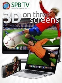 "SPB TV's ""3D Video on 3 Screens"" solution supports all ABR streaming protocols [PR] 