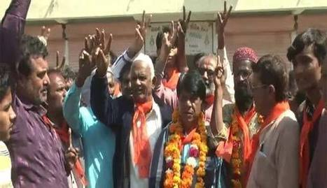 Another Narendra Modi sweep: with 24 Muslim candidates, BJP wins big | Swadesh News | Scoop.it