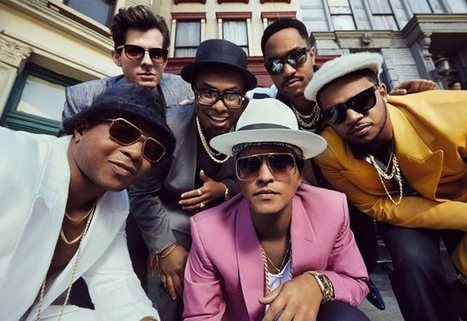 Songtext: Bruno Mars - Uptown Funk (+ Video) - HYYPERLIC | Lifestyle by hyyperlic | Scoop.it