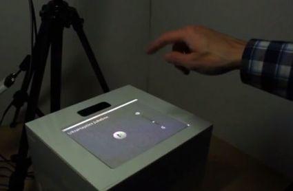 UltraHaptics, le retour d'effet sans contact par ultrasons   sicontact-videoprojecteurs   Scoop.it