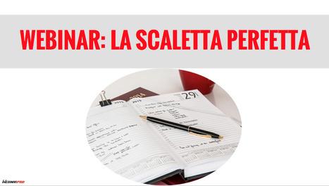 Webinar per Principianti: Come fare un webinar | Webinar, WebConference, WebMeeting, WebTraining, Telesummit, Riunioni online, TeleSeminar and... | Scoop.it