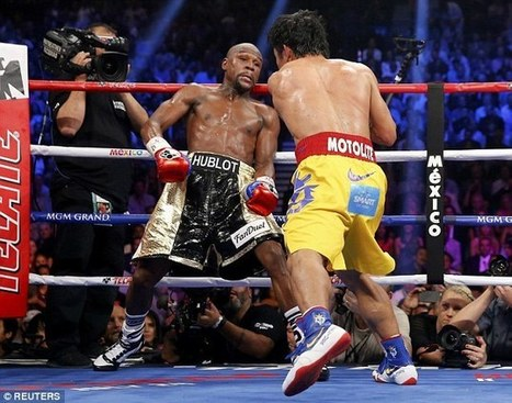 Pacquiao team 'disappointed' he was denied injection on shoulder   Doping in Sport - A Jamaican Insider's Perspective   Scoop.it