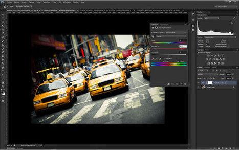 Concours – Gagner 2 formations complètes sur Photoshop CC 2014 avec @Tutofr | Photoshop | Scoop.it