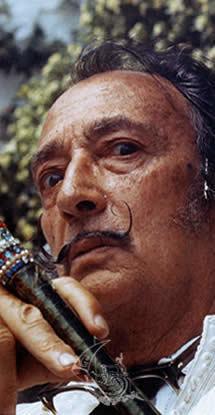 Biografía / Cronología de Salvador Dalí | Curso #ccfuned: Salvador Dalí | Scoop.it
