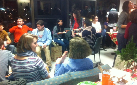 Spanport Celebrates the End of the Semester with a Holiday Potluck | The UMass Amherst Spanish & Portuguese Program Newsletter | Scoop.it