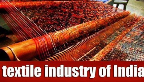 The details of textile industry of India   Manufacturers Directory in India   Scoop.it