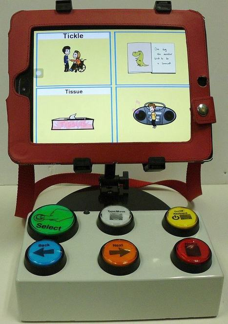 ALS Assistive Technology: iPad VO Controller to control all apps on the iPad? | ipad accessibility for vision | Scoop.it