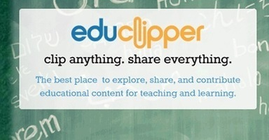 Educlipper!  Visual Booksmarking and Sooooo Much More | Edtech PK-12 | Scoop.it