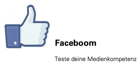 Faceboom - das Spiel zur Medienkompetenz | Social Media - Studien, Statistik, Forschung | Scoop.it