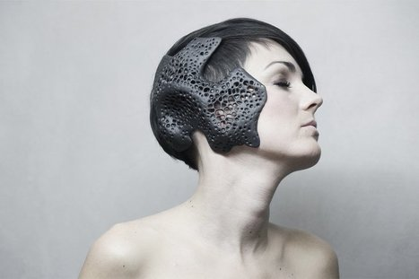 The Carapace Project Offers You a 3D Printed Body Transformation (video) | Digital Design and Manufacturing | Scoop.it