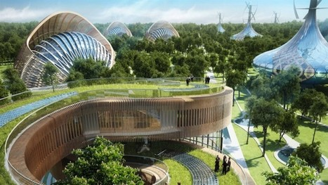 These Futuristic Villas Would Produce More Energy Than They Consume | Nerd Vittles Daily Dump | Scoop.it