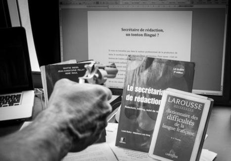 Le secrétaire de rédaction, un tonton flingué ? - Callisens | La presse en France | Scoop.it