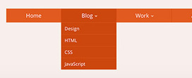 Drop-Down Navigation: Responsive and Touch-Friendly | Responsive Nav Bars | Scoop.it