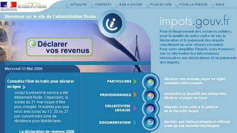 Comment déclarer ses impôts sur Internet ? Lucienne vous explique tout | Seniors | Scoop.it
