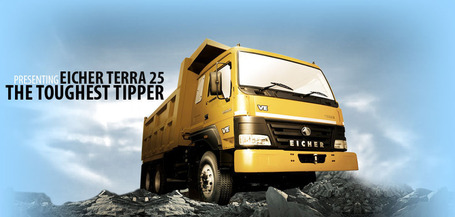 Tippers | Trucks In India | Scoop.it