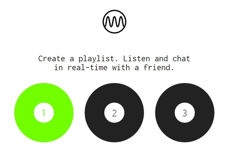 Milkshake | Real-time playlists with friends. | music innovation | Scoop.it