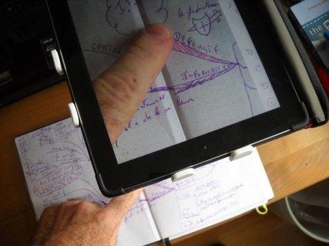 Utiliser son Ipad comme visualisateur 2/2 - [MIND MAPPING POUR TOUS] | Curiosité | Scoop.it