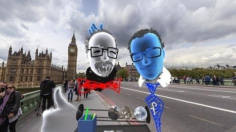 Zelf Virtual Reality maken | ICT Nieuws | Scoop.it