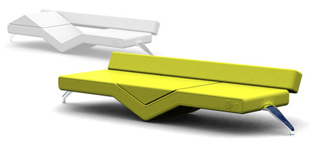 XYZ chaise longue shows that sometimes simpler is better | Coaching | Scoop.it