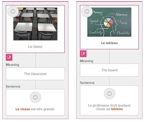 Mémorisez vos cours avec Cerego : créez vos propres flashcards pour étudier les langues ! | MOOC Francophone | Scoop.it