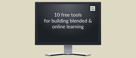 10 free tools for building blended & online learning by @nikpeachey | The DigiTeacher | Scoop.it