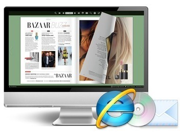 Affordable Flash & HTML Digital Publishing Software for Small Business & Independent Publishers 2014 | Interactive eBook Software to Create Engaging Digital Publication with Page Flip Effect | Scoop.it