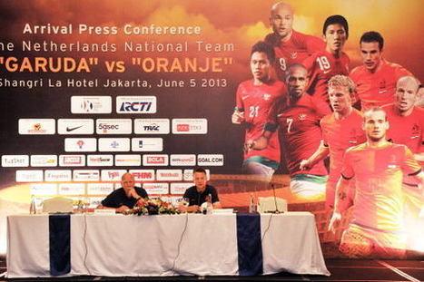 Kisah Indonesia vs Belanda di Lapangan Hijau | Tidak Anti Asing tapi Anti Penjajahan | Scoop.it