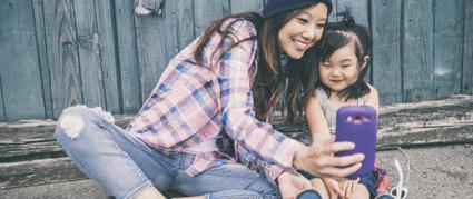 Poster des photos de ses enfants sur le web est-il sans danger ? | Média et société | Scoop.it
