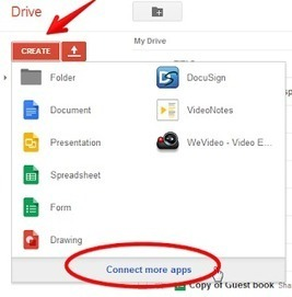 10 Great Tools to Integrate with your Google Docs ~ Educational Technology and Mobile Learning | New Web 2.0 tools for education | Scoop.it