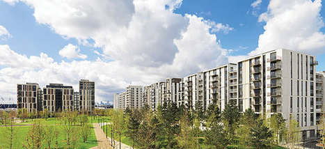 London's Olympic Park homes: first flats to buy and to rent at East Village | Small Back Room | Scoop.it