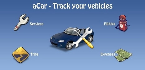 aCar - Track your vehicles - Applications Android sur GooglePlay | Android Apps | Scoop.it