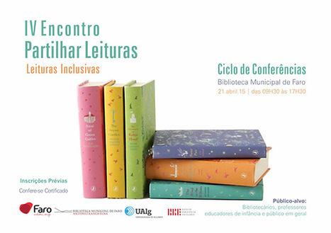 Biblioteca de Faro promove novo Encontro «Partilhar Leituras» - Sul Informacao | Pelas bibliotecas escolares | Scoop.it