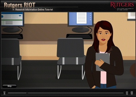 Rutgers Beginner's Guide to Research - Animated guide to information skills | 21 century Learning Commons | Scoop.it