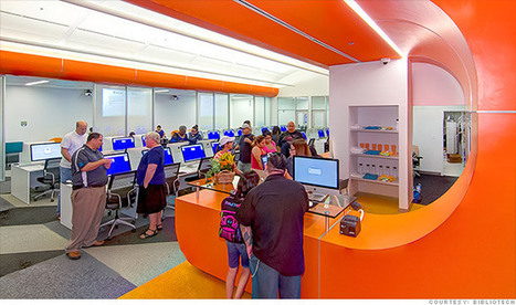 Nation's First All-Digital and Bookless Library Opens in Texas   Library world, new trends, technologies   Scoop.it