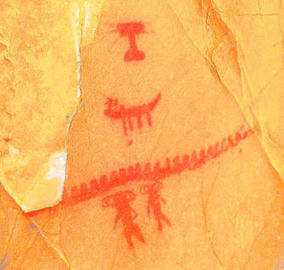 Descubren nuevas pinturas en un abrigo rupestre localizado en Tarifa | historian: science and earth | Scoop.it