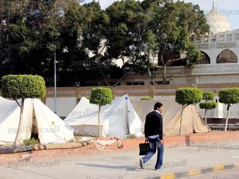 "Des inconnus attaquent les ""sitineurs"" d'El-Ettehadeya | Égypt-actus | Scoop.it"