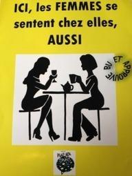 Femmes de banlieue, elles occupent les cafés d'Aubervilliers   éco-féminisme sociale   Scoop.it