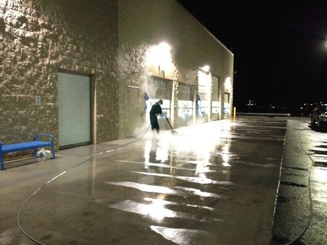 Have A Good Experience With Commercial Pressure Washing Los Angeles Agencies   Information Scoop   Scoop.it