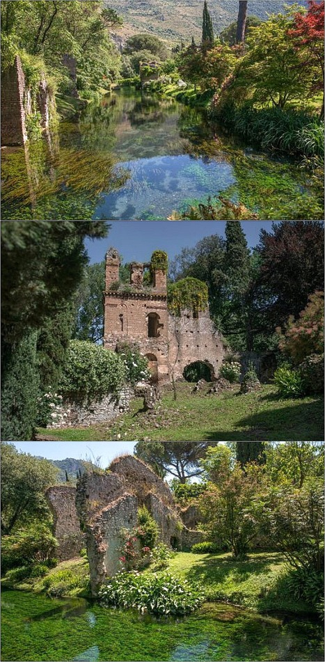 A romantic Italian oasis that inspired literary giants | Fashion and Travel | Scoop.it