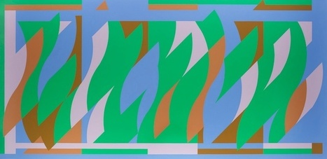 Bridget Riley: Repetition, Rhythm, & Learning to Look - Painters' Table | Contemporary Art hh | Scoop.it