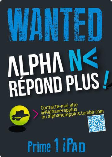 Alpha ne répond plus, la science se met au transmédia à Grenoble   Curiosité Transmedia & Nouveaux Médias   Scoop.it