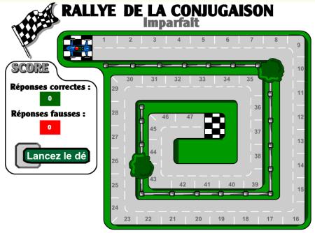 Rallye de la conjugaison - l'imparfait | Remue-méninges FLE | Scoop.it