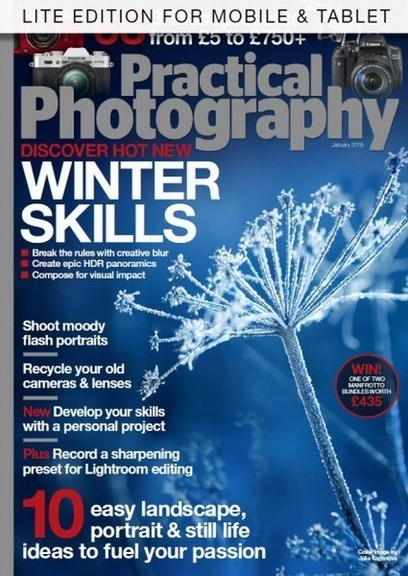Practical Photography - January 2016 | Free eBooks Download | Scoop.it