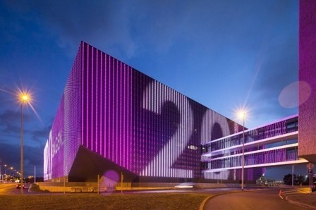[Amsterdam, The Netherlands] Ziggo Dome / Benthem Crouwel Architects | The Architecture of the City | Scoop.it